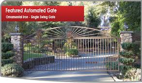 difranco gate fence company residential commercial custom
