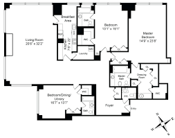 the floor plan of cristiano ronaldos reported new york city home