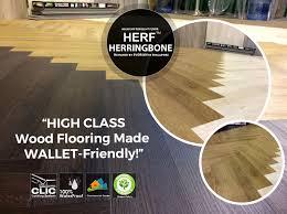 Easy Clic Laminate Flooring Flooring Herf Herringbone