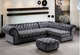 microfiber sectional with ottoman grey dream micro fiber sectional sofa ottoman fabric sectional sofas