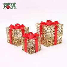 gift box ornaments rainforest islands ferry