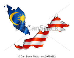 map malaysia vector malaysia flag map malaysia country flag map shape national