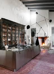 cuisine style industriel loft meuble de cuisine style industriel salon style loft