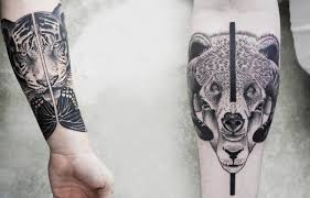 10 remarkable animal tattoos scene360