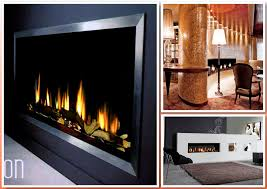 bioethanol fireplace insert powerflame system innovation kamin