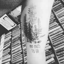 45 phenomenal forest tattoo ideas for man and woman