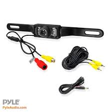amazon com pyle plcm10 rear view backup parking reverse camera