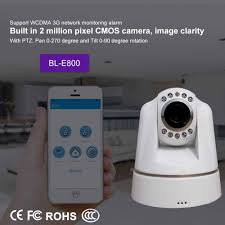 wireless camera system video ip camera with 3g sim card smart home