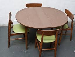 mid century dining table and chairs marceladick com