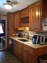 Maple Cabinets With Mocha Glaze American Woodmark Richmond Maple Mocha Glaze For The Home