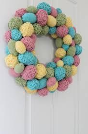 easter wreath 10 creative diy easter wreath ideas