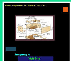 Woodworking Projects With Secret Compartments - fine woodworking hidden compartments 151245 the best image