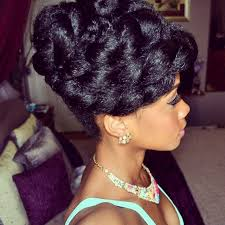 updo transitional natural hairstyles for the african american woman 2015 17 best natural hair wedding images on pinterest bridal