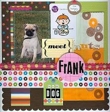 dog scrapbook album smart search saves you time