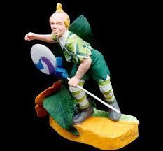 wizard of oz roche sculpture