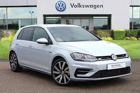volkswagen r line used 2017 volkswagen golf 2 0 tdi r line 5dr for sale in essex