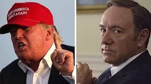 Frank Underwood Meme - what would happen if frank underwood debated trump