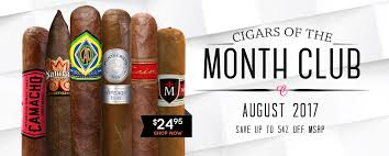 sausage of the month club 3 reasons why you should join our cigars of the month club