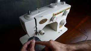 how to thread a home sewing machine and basics for beginners on a