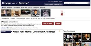 Know Your Meme Derp - know your meme the webby awards