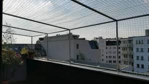 katzennetz balkon katzennetz mit gestell für offenen balkon in leipzig mitte