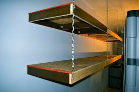 wooden garage storage shelves how to make garage storage
