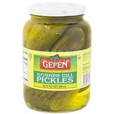 gefen kosher gefen kosher dill pickles seasonskosher online kosher