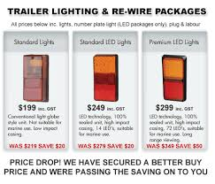 led trailer lights wiring led trailer lights wiring and installs by professionals