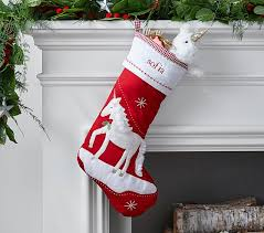 Wedding Registry Pottery Barn Quilted Stocking Collection Pottery Barn Kids Holiday