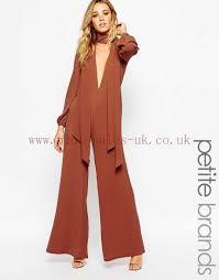 70s jumpsuit womens s glamorous grey 70 s plunge front wide leg jumpsuit