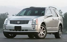 cadillac suv truck used 2004 cadillac srx for sale pricing features edmunds