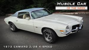 74 camaro z28 car of the week 74 1973 camaro z28 4 speed