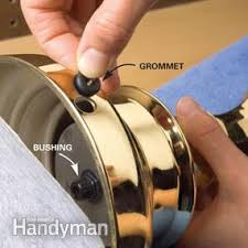 How To Change A Light Fixture How To Rewire A Lamp Family Handyman