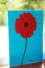 easy u0026 fun red poppy craft u0026 other remembrance day activities