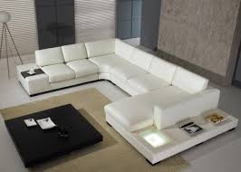 Modern Leather Sofas For Sale White Modern Leather Sectional Sofa S3net Sectional