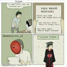 Meme Comic Anime - meme comic naruto indonesia memecomicnaruto instagram influencer