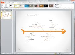 free fishbone diagram template u2013 12 blank word excel u2013 template