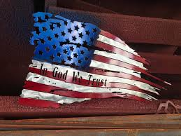Ripped American Flag American Flag Metal American Flag Distressed American Flag