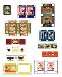 free printable dollhouse fullpagegrocery001 play food