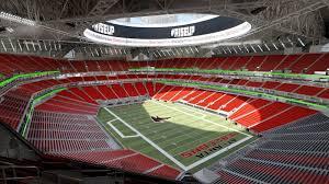 minecraft sports stadium design mercedes benz stadium u2013 stadiumdb com