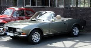 vintage peugeot cars peugeot 504 cabriolet only cars and cars