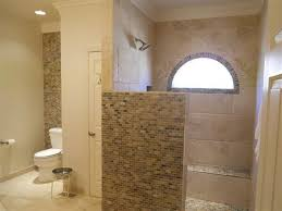 Bathroom Shower Doors Ideas Showers Without Doors Ideas Bed And Shower Showers Without