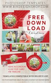 free downloadable christmas card templates for photographers