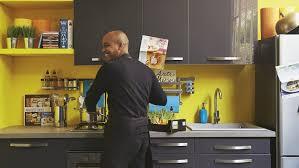 cuisine jaune citron les couleurs tendance des cuisines alinéa