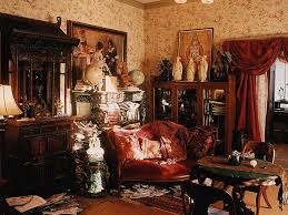 Victorian House Interiors by Victorian Living Room Photos Eclectic Victorian Psychic Living