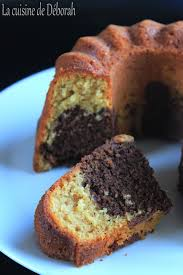 bergamote cuisine gâteau marbré chocolat et citron bergamote cuisine and food