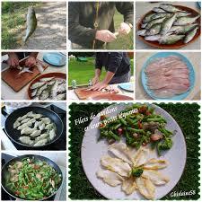 cuisiner le gardon filets de gardon et poêlée de légumes ghislaine cuisine