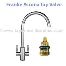 kitchen taps and sinks franke ascona tap valve genuine franke tap spares taps and sinks