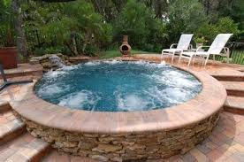 Small Backyard Pools Cost Spool Pool Costs Google Search Outdoor Structure Pinterest