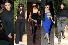 Clothes To Hide Pregnancy Kim Kardashian World U0027s Least Comfortable Pregnant Woman By Choice